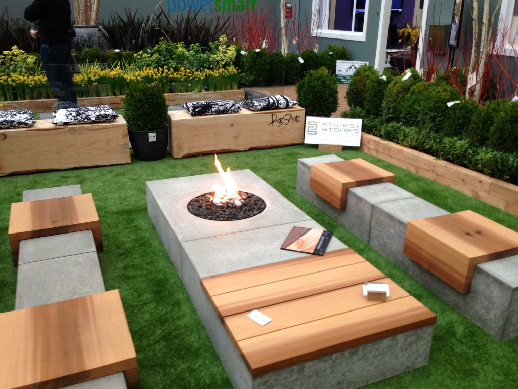 f80a0cd17 Wood-and-Concrete-outdoor-benches ...